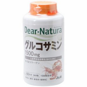 Thuốc uống điều trị xương khớp Dear Natura Glucosamine của Nhật