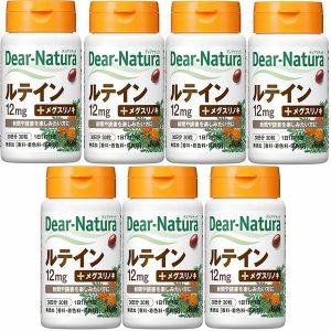 Dear Natura Lutein chiết xuất cúc vạn thọ Viên uống Dear Natura Lutein chiết xuất cúc vạn thọ hoàn toàn được lấy từ thiên nhiên và không dùng hóa chất, chất bảo quản cũng như chất phụ gia. Mỗi viên viên uống Dear Natura Lutein chiết xuất cúc vạn thọ có chứa Lutein: 12 mg Megusurinoki chiết xuất bột: 20 mg Vitamin E: 40 mg Thành phần củaViên uống Dear Natura Lutein chiết xuất cúc vạn thọ
