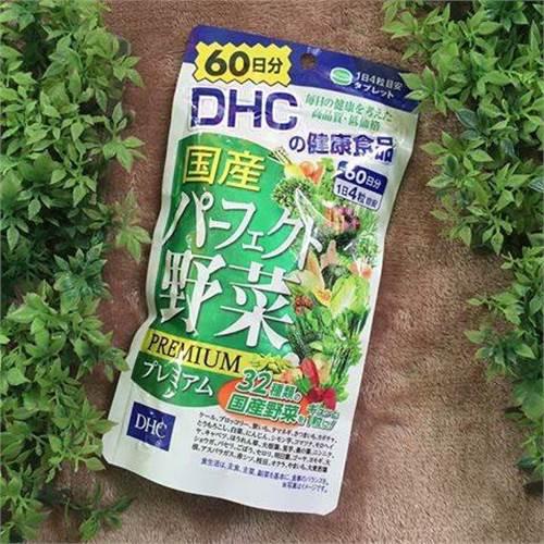 DHC rau củ