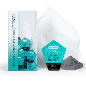 Fancl Deep Clear Washing Powder2