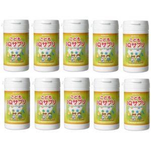 Kẹo tăng cường IQ cho trẻ em Morikawa Kenkodo