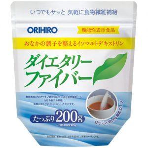 TPCN bổ sung chất xơ Orihiro Nhật Bản