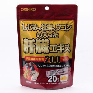 Bổ gan chiết xuất ngao hàu nghệ Orihiro Ukon Nhật Bản