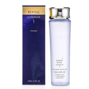 Nước hoa hồng Shiseido Revital Lotion EX 130ml