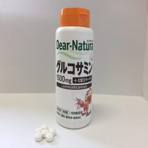 Tác dụng tuyệt vời của Glucosamine trong Thuốc Dear Natura Glucosamine Nhật Bản