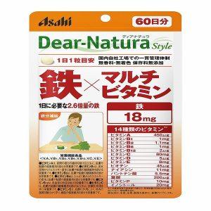 Thuốc Dear Natura cung cấp sắt và vitamin có tốt không?