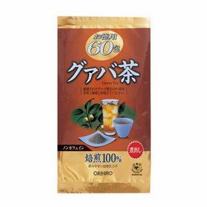 Trà lá ổi Orihio Nhật Bản có tốt không?