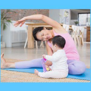Lợi ích to lớn từ yoga cho thai phụ