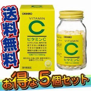 TPCN bổ sung vitamin C Orihiro 300 viên