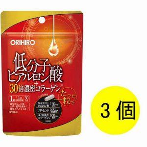 TPCN Tăng cường Axit hyaluronic + Collagen Orihiro