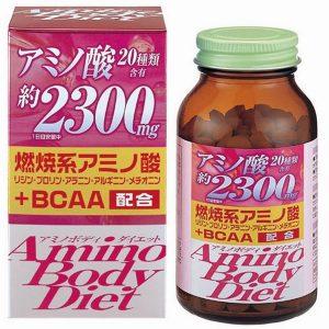 Orihiro Amino Body Diet1