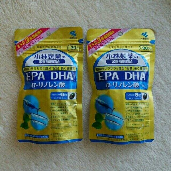 Bổ não DHA EPA Kobayashi Nhật Bản dạng viên