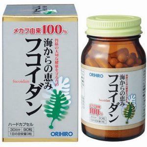 Viên uống tảo nâu Fucoidan Nhật Bản