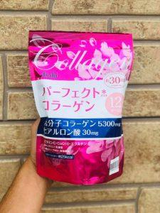 Bột Collagen Asahi Nhật Bản
