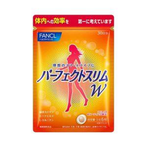 Viên uống Giảm cân Fancl Perfect Slim W Nhật Bản
